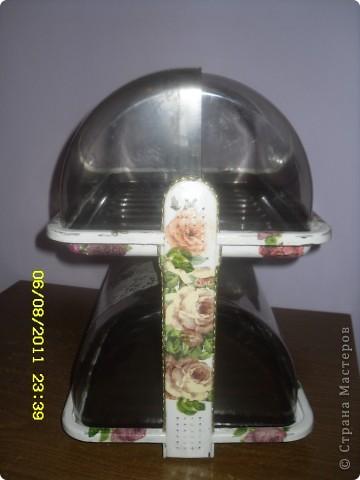 Реставрация новой хлебницы фото 2