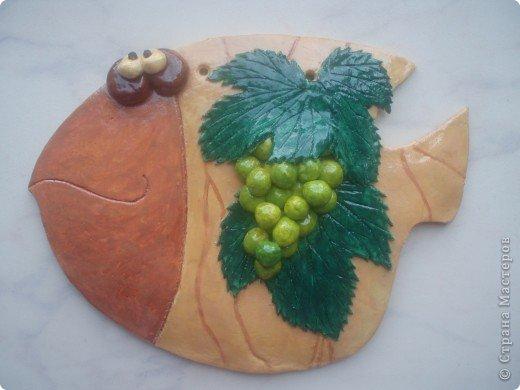 рыба - виноградная лоза фото 1
