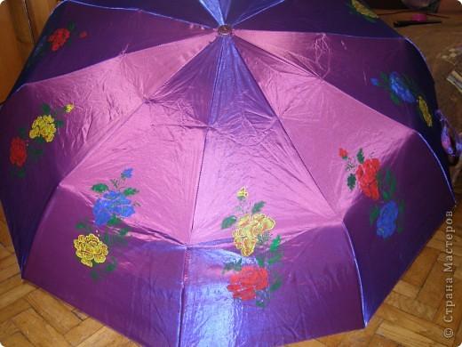 Зонтик для дочери