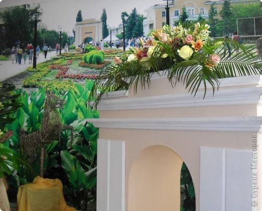 """Продолжаем экскурсию по выставочным скверам юбилейной выставки """"Флора"""" в городе Омске. фото 28"""