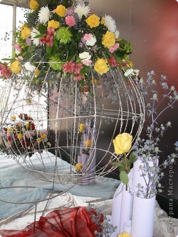 """Продолжаем экскурсию по выставочным скверам юбилейной выставки """"Флора"""" в городе Омске. фото 29"""