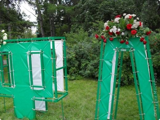 """Продолжаем экскурсию по выставочным скверам юбилейной выставки """"Флора"""" в городе Омске. фото 45"""
