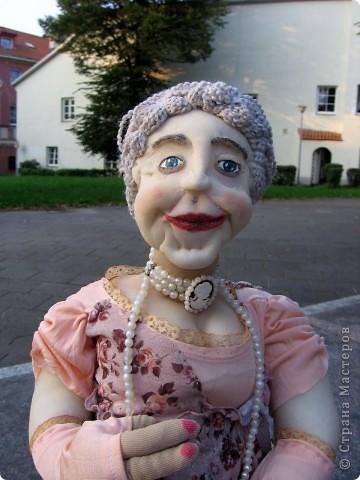 Позвольте представить вам Миссис Дженнингс - любимую тещу сера Джона Мидлтона из Делафорд. фото 1