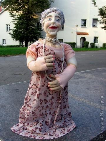 Позвольте представить вам Миссис Дженнингс - любимую тещу сера Джона Мидлтона из Делафорд. фото 2