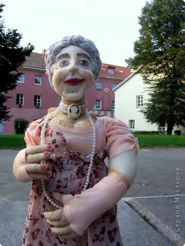 Позвольте представить вам Миссис Дженнингс - любимую тещу сера Джона Мидлтона из Делафорд. фото 3