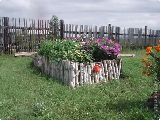 Ванька-огородничий встречает нас на даче. Ванька  от того, что дача в с. Иван-Озеро. Идея  - с сайта, правда в оригинале он без ног и стоит на траве.   фото 8