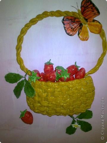 рисунок корзины: