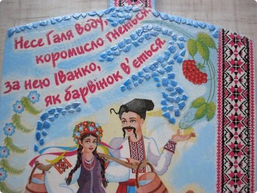 Еще одну работу хочу вам показать, еще горячая, с пылу, с жару. Этот наборчик делала на День рождения моей любимой мамочки. Она до сих пор работает (никак не можем ее уговорить сходить на пенсию) и 50 (!!!!!!!!!!!) лет преподает украинский язык и литературу. Поэтому и наборчик в тему + очень душевные слова на салфеточках.  фото 5