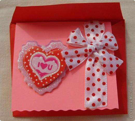 Самый лучший подарок на День Св.Валентина,это подарок сделаный своими руками! фото 3