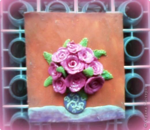 Розовые розы фото 5