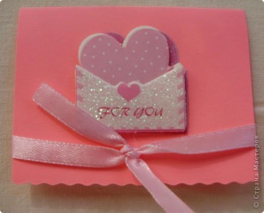 Самый лучший подарок на День Св.Валентина,это подарок сделаный своими руками! фото 4