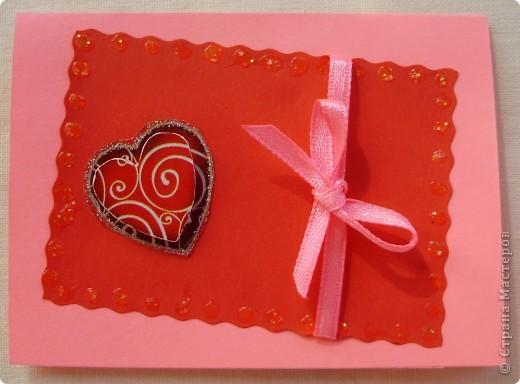 Самый лучший подарок на День Св.Валентина,это подарок сделаный своими руками! фото 5