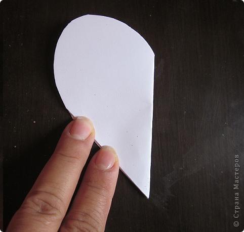 Всем доброго времени суток! Хочу поделиться с вами как сделать сувенирный пакетик в форме сердца. Думаю вашим близким будет приятно получить сувенир в такой упаковке.  фото 16