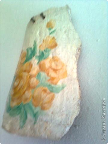 Също рисувана 2001г.на керемида фото 2