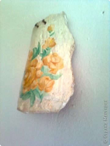 Също рисувана 2001г.на керемида фото 1