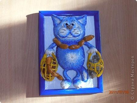 Эти котики лепились специально для столовой Базы отдыха (повторюшки) фото 1