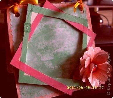 Рамочка поднята на фоном, в нее можно вставить фото или вложить календарь на месяц фото 1