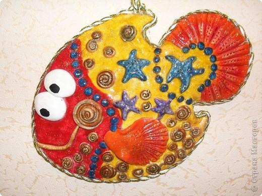 Морская рыбка фото 2
