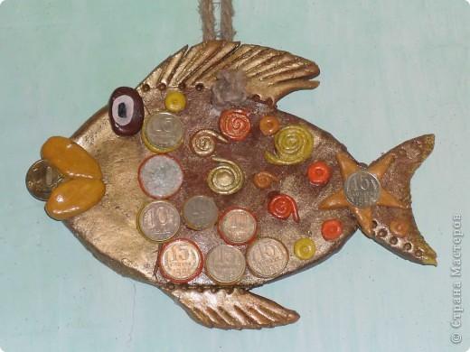 Морская рыбка фото 4