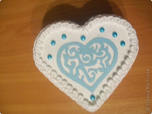 коробочка сердечко фото 1