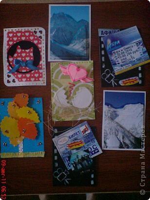 Вот такие карточки остались без хозяек((( Может быть Вы хотите ими стать?))) фото 1