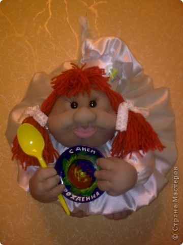 Моя кукла повар) фото 1