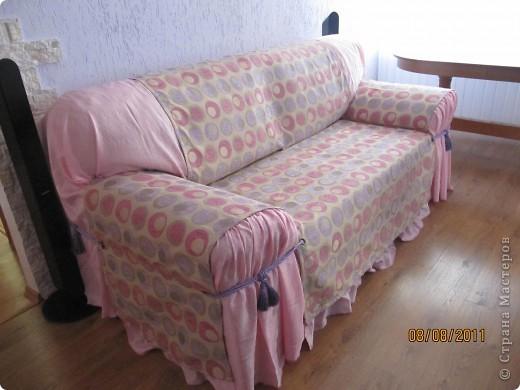 накидка на диван фото 3