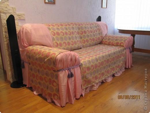 накидка на диван фото 4