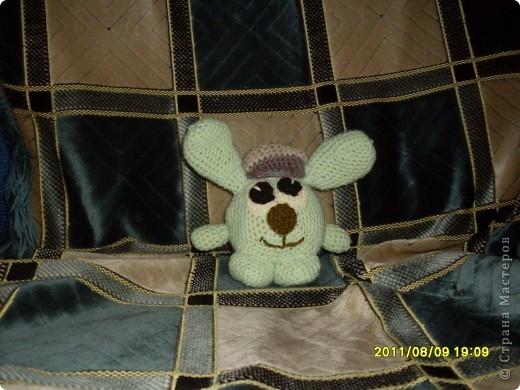 Ну, вот и готов мой первый кролик фото 1