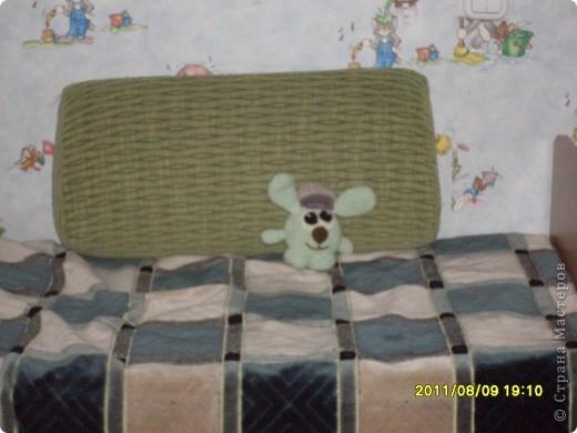 Ну, вот и готов мой первый кролик фото 3
