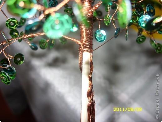 Деревце (27 см) фото 9