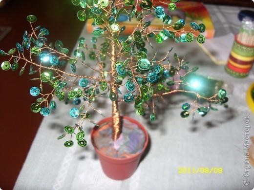 Деревце (27 см) фото 16