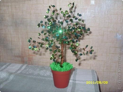 Деревце (27 см) фото 1