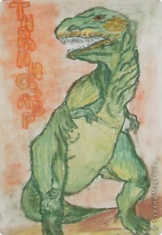 динозавр фото 1