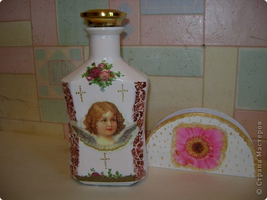 бутылка для святой воды и лейка фото 1