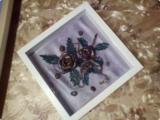 Панно цветы фото 2