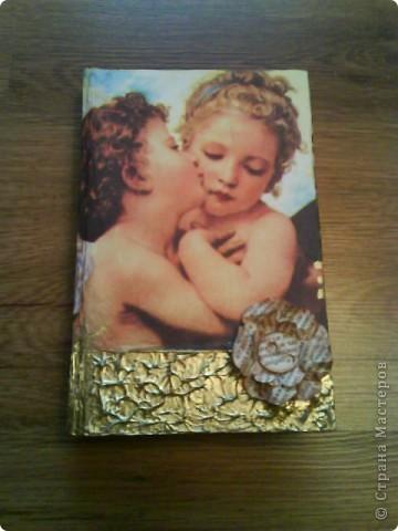 Книжка шкатулка фото 1