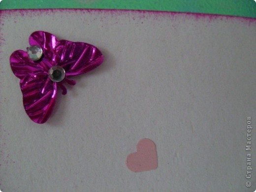 Всем доброго времени суток!Рада видеть у себя в гостях. Сегодня Вашему вниманию представляю открытку-шоколадницу! А сделана она на День рождения маминой подруге. Надеюсь,что ей понравится,а Вам как?)) фото 4