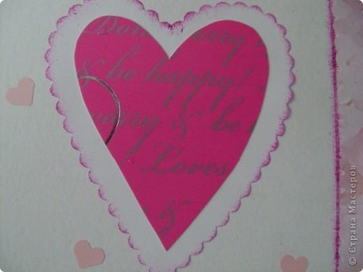 Всем доброго времени суток!Рада видеть у себя в гостях. Сегодня Вашему вниманию представляю открытку-шоколадницу! А сделана она на День рождения маминой подруге. Надеюсь,что ей понравится,а Вам как?)) фото 5