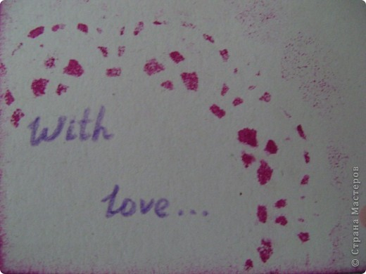 Всем доброго времени суток!Рада видеть у себя в гостях. Сегодня Вашему вниманию представляю открытку-шоколадницу! А сделана она на День рождения маминой подруге. Надеюсь,что ей понравится,а Вам как?)) фото 6