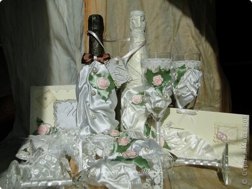 Свадебный набор для ЗАГСа фото 1