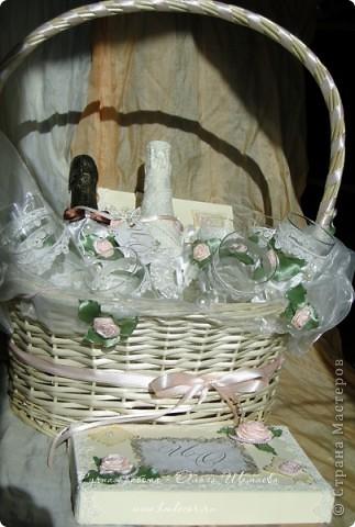 Свадебный набор для ЗАГСа фото 6