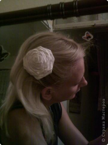 цвете за коса фото 1
