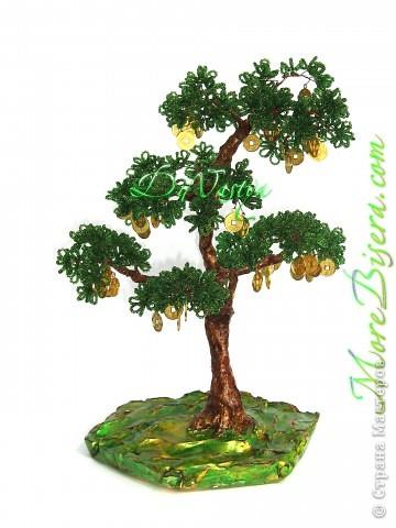 Денежное дерево Монетка от DiNastya