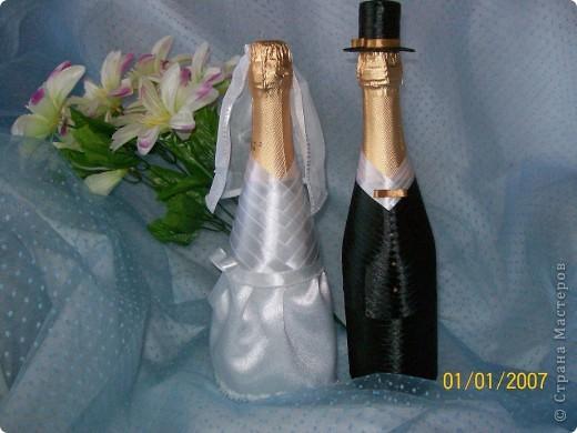 Делала для своей свадьбы, совсем скоро (26 августа) они будут прекрасным украшением нашего стола))))