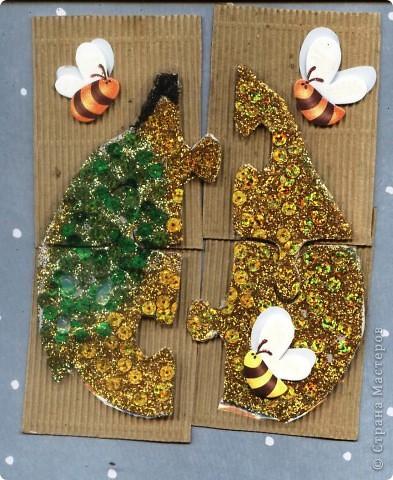 Ах, какая сочная...  Посмотрите. сколько пчёлок налетело!!! фото 2