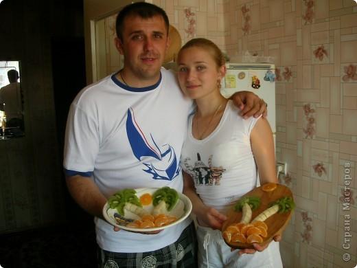 Десерт на день рождения дочери, автора идеи не знаю, т.к. картинку нашла в яндексе. фото 1