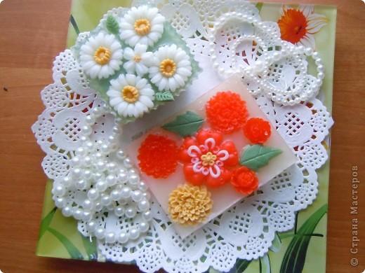 Цветочно-мыльные фантазии. фото 1