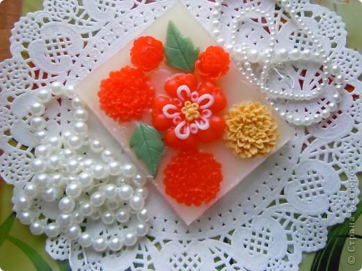 Цветочно-мыльные фантазии. фото 3