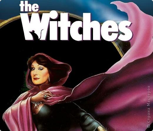 Ведьмы есть в каждой стране и есть главная ведьма в каждой стране.  Но есть та, которая правит всеми ведьмами. фото 9